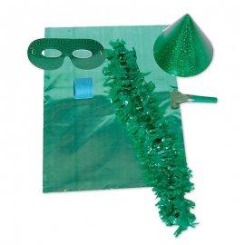 Akcesoria Sylwestrowe Zielone